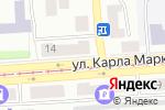 Схема проезда до компании Антошка74 в Златоусте