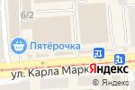 Схема проезда до компании Магазин корейских салатов в Златоусте