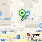 Местоположение компании Б/Утик