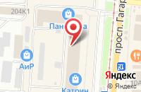 Схема проезда до компании kari в Златоусте