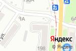 Схема проезда до компании Медика в Златоусте