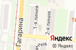 Схема проезда до компании Магазин-кулинария в Златоусте