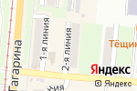 Схема проезда до компании АЛЬТАИР-УРАЛ в Златоусте