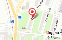 Схема проезда до компании Технологии будущего-Урал в Златоусте