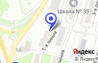 Схема проезда до компании ПРОИЗВОДСТВЕННИК-1 в Златоусте