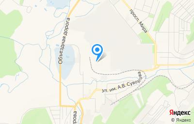 Местоположение на карте пункта техосмотра по адресу Челябинская обл, г Златоуст, проезд Парковый, д 2