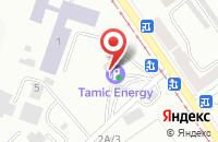 Схема проезда до компании Объединение Сплав в Златоусте