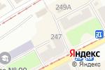 Схема проезда до компании Живика в Златоусте