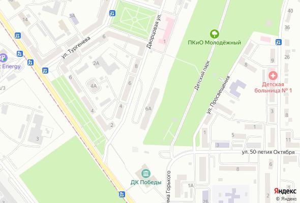 ЖК По ул.Дворцовой 6А