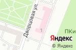 Схема проезда до компании Златоустовская городская больница №3 в Златоусте