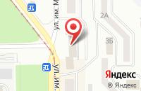 Схема проезда до компании Златпром в Златоусте