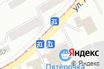 Схема проезда до компании Автостоянка в Златоусте