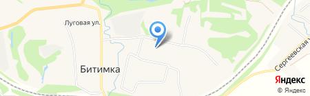 Детский сад №87 на карте Битимки