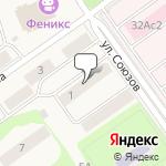 Магазин салютов Кушва- расположение пункта самовывоза