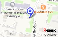 Схема проезда до компании ФИРМА ПОЛИФОРМ в Кушве
