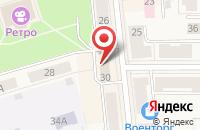 Схема проезда до компании МАГАЗИН УРАЛЬСКИЙ ВАЛ в Лесном