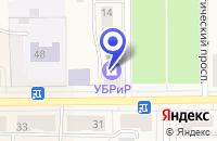 Схема проезда до компании БАНКОМАТ ПЛАНЕТА КАРТ (УБРИР) в Лесном