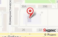 Схема проезда до компании ДЕТСКИЙ САД N 12 РАДУГА в Лесном