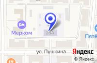 Схема проезда до компании ДЕТСКИЙ САД N 8 РУЧЕЕК в Лесном