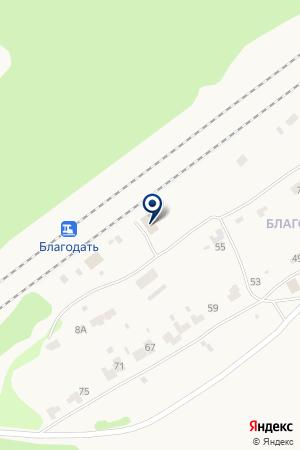 МАГАЗИН АКТАЙ на карте Кушвы
