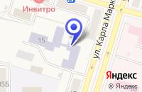 Схема проезда до компании МЕЖШКОЛЬНЫЙ УЧЕБНЫЙ КОМБИНАТ в Лесном