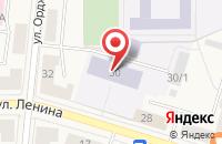 Схема проезда до компании СПЕЦИАЛЬНАЯ (КОРРЕКЦИОННАЯ) ШКОЛА N 70 в Лесном