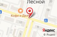 Схема проезда до компании САЙТУМ — ПРОДВИЖЕНИЕ САЙТОВ в Лесном