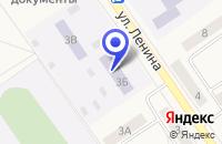Схема проезда до компании ДЕТСКИЙ САД N 24 СВЕТЛЯЧОК в Лесном