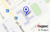 Схема проезда до компании СРЕДНЯЯ ШКОЛА N 73 в Лесном