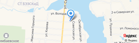 Участковый пункт полиции на карте Билимбая