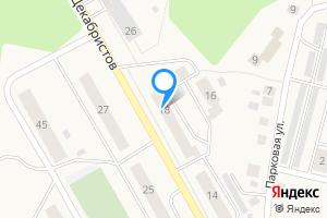 Однокомнатная квартира в Нижней Туре улица Декабристов, 18