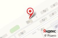Схема проезда до компании Сельский дом культуры в Ленинске