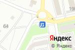Схема проезда до компании Продуктовый магазин в Первоуральске