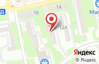 Схема проезда до компании Редакция Газеты «Свот» в Первоуральске