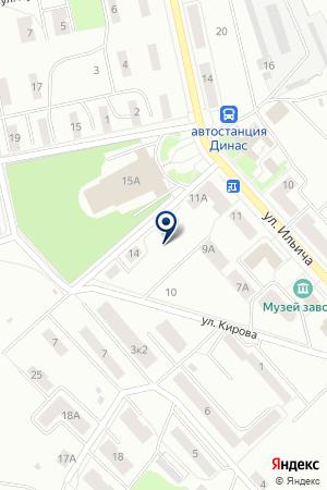 МАГАЗИН SELA (СЕЛА) на карте Первоуральска