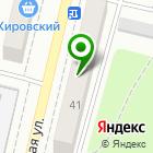 Местоположение компании Уралавто
