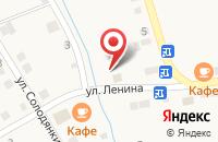 Схема проезда до компании Магазин продуктов в Сыростане