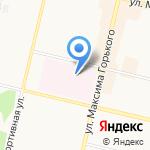 Ревдинская городская больница на карте Ревды