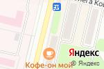Схема проезда до компании ЮРК Партнер в Ревде