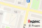 Схема проезда до компании Стрелец в Ревде