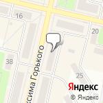 Магазин салютов Ревда- расположение пункта самовывоза