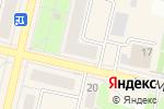Схема проезда до компании Магазин постельного белья и пряжи в Ревде