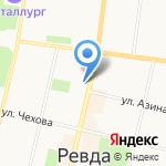 Агентство недвижимости на карте Ревды