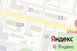 Схема проезда до компании Управление Федеральной службы государственной регистрации, кадастра и картографии по Свердловской области в Ревде