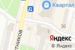 Схема проезда до компании Банкомат, КБ Кольцо Урала в Ревде