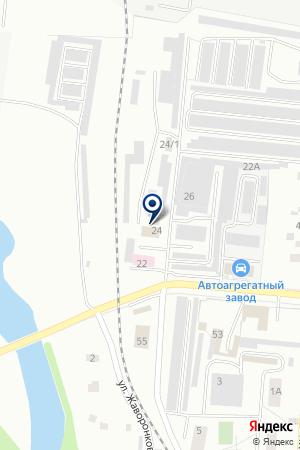 ЭКСПРЕСС-ЛАБОРАТОРИЯ STANDOX (СТЭНДОКС) на карте Первоуральска