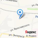 Уральское мясо на карте Ревды