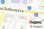 Схема проезда до компании Мойдодыр в Ревде