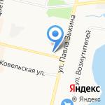 Уралочка на карте Ревды