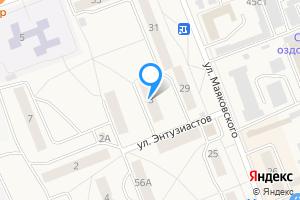 Снять двухкомнатную квартиру в Верхнем Тагиле улица Энтузиастов, 3